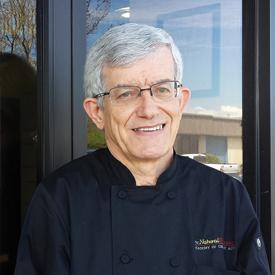 Chef Alain Braux