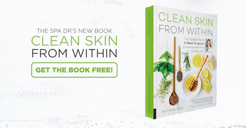 Dr. Trevor Cates Free Book: Clean Skin From Within